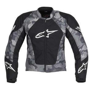 Alpinestars Stella Sniper Air Flo Womens Textile Jacket , Gender: Womens, Apparel Material: Textile, Size: Lg, Primary Color: Black 331288-10-L