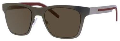 [Dior Homme 0189S MWNHJ Gunmetal 0189S Wayfarer Sunglasses Lens Category 3 Lens] (Christian Dior Homme Sunglasses)