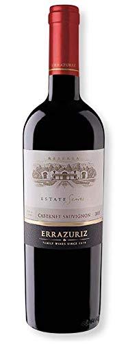 Vinho Tinto Errazuriz Estate Series Cabernet Sauvignon Reserva 2017 750 mL