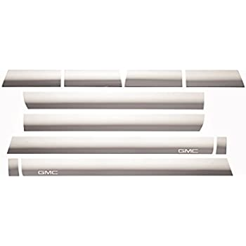 12 piece Putco 9751211GM Rocker Panel with 6.5 Bed for Extended Cab