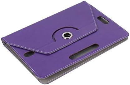 Tivollyff 7インチユニバーサルタブレットケース360度回転スタンド保護カバーケース