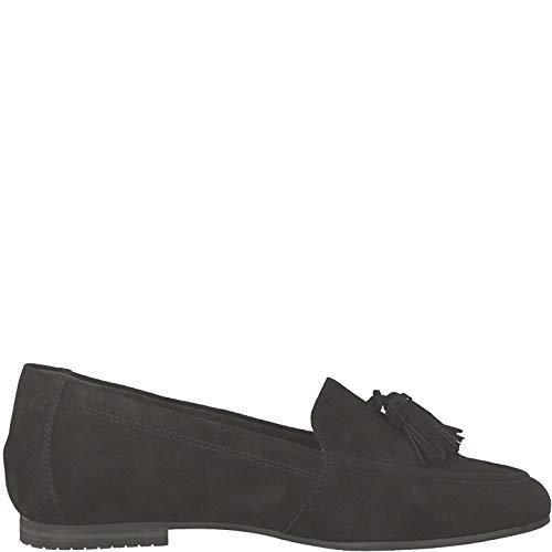 scarpe slip Tamaris alla it 24206 Pantofola 22 Black touch 1 1 Moda Donna Casuale slip on qPwqRH0