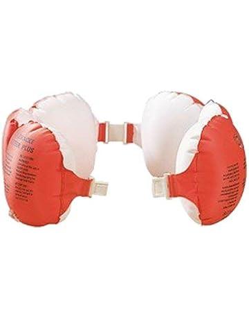 Friedola Wehncke 13319-2in1 brazalete hinchable, flotadores de brazos o correa flotante 15 a