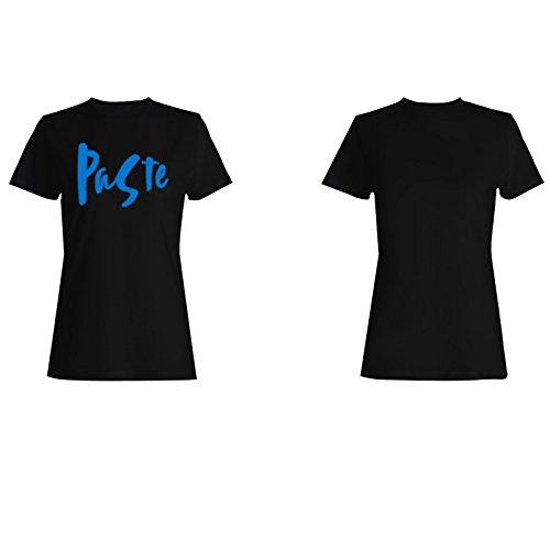 Pegar pasta pegar camiseta de las mujeres b985f on sale ... 59c08d650bbe
