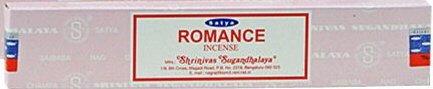 【爆買い!】 Romance Satya Sai – 40グラムボックス – Satya Sai Baba Incense Incense B0080X5YPA, Cara'mia カラミーア:3b630909 --- a0267596.xsph.ru