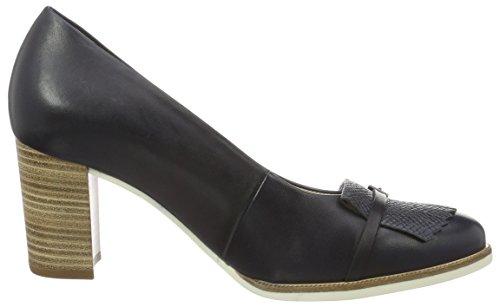 Gabor Shoes Comfort 62.114, Zapatos De Tacón Mujer, Azul (navy/ocean 86), 38.5 EU