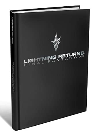 { { [ LIGHTNING RETURNS: FINAL FANTASY XIII: THE COMPLETE OFFICIAL GUIDE (COLLECTOR'S) ] By Piggyback ( Author ) Feb - 2014 [ Hardcover (Lightning Returns Guide Book)