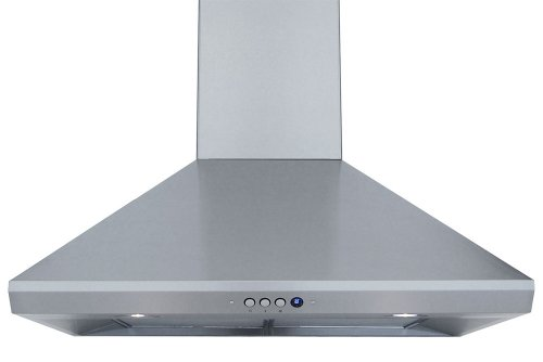 Windster Hood RA-14L30SS Residential Stainless Steel Wall...