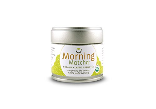 Matcha Source USDA ORGANIC 100% PURE Matcha tea 30g tin