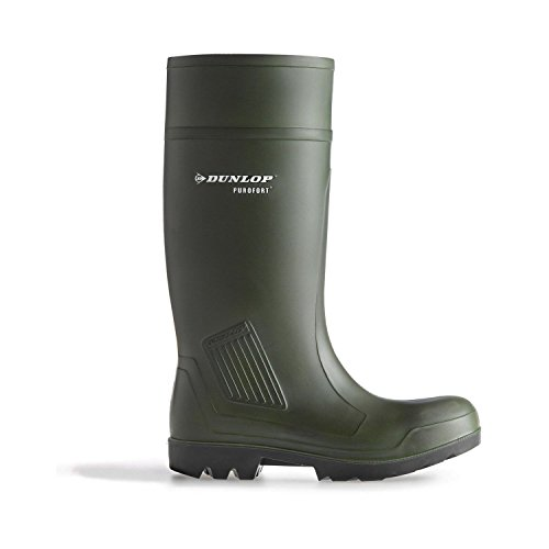 41 Verde 43 Pull Green Self 44 40 42 Wellingtons Lined Size 39 On Dunlop 1pxzSq