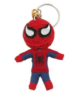 Mr. Arachnid Voodoo String Doll (String Doll Keychains)