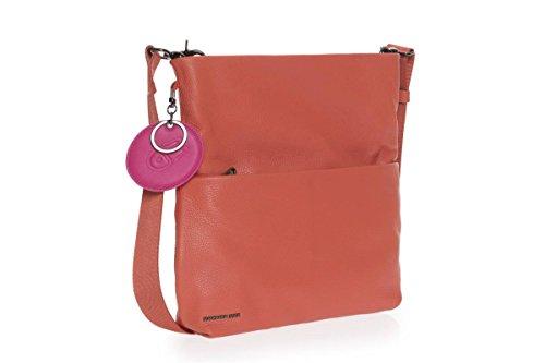 Duck Borsa Tracolla Mandarina a Leather 22h Arancione Siena spalla Mellow Donna H1qWwB