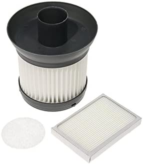 Ariete - Kit de filtro para aspirador Airforce AT5166053000: Amazon.es: Hogar
