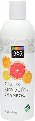 365 Everyday Value, Citrus Grapefruit Shampoo, 16 Fl Oz