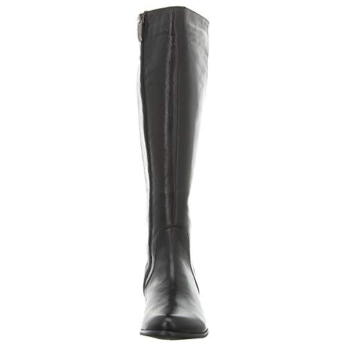 Look Boots Woman Sky For Black The YYp1qr