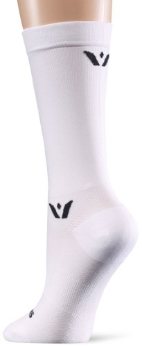 Swiftwick Seven Aspire Socks (Large, White)