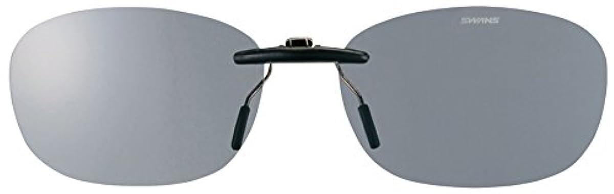 [해외] 【이시키와 료 프로 애용 브랜드】SWANS(스완스) 썬글라스 안경에 붙인 클립 온 고정 퍼터입 SCP-12