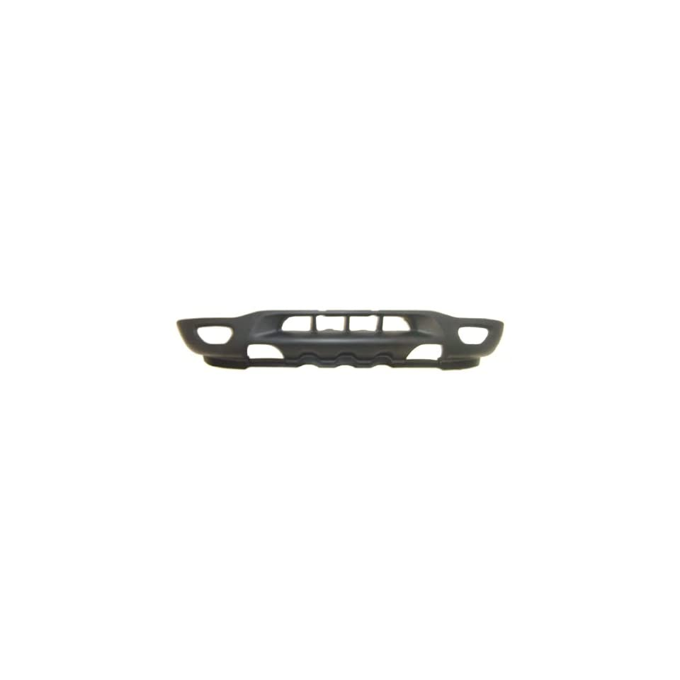 OE Replacement Ford Expedition/F 150 Front Bumper Valance (Partslink Number FO1095181) Automotive