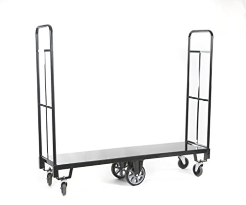 Advance Carts Uboat-Bs UBOAT Material Handling, Black Powder Coat, 63'' by Advance Carts