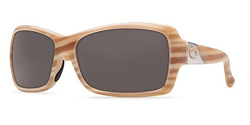 Costa Del Mar Sunglasses - Islamorada- Glass / Frame: Morena Lens: Polarized Gray Wave 580 - Costa Sunglasses Islamorada
