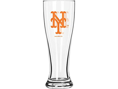 Boelter Brands New York Mets 16 oz. Pilsner Glass