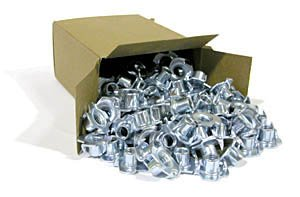 Climbing Hold Bolts - 100 T-nuts for Climbing Holds