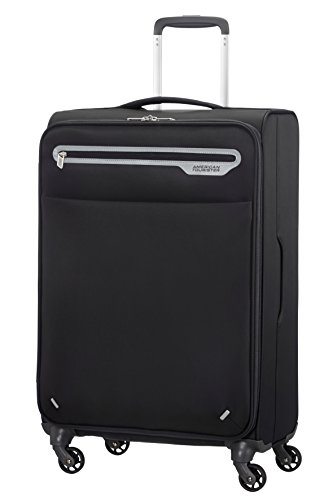 American Tourister 66142-1009 Koffer, 67 cm, 66.0 Liter, Anthracite