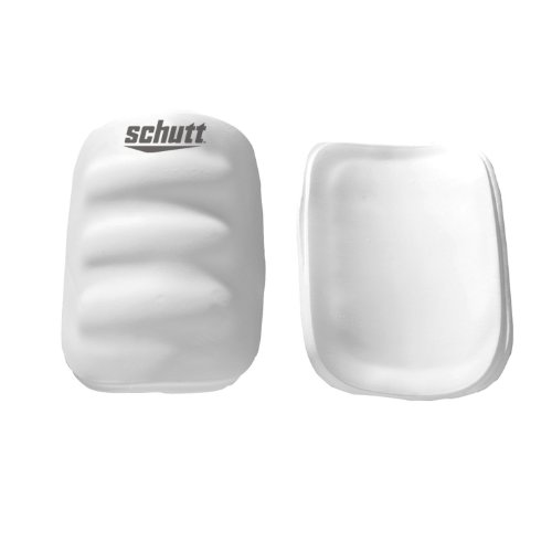 (Schutt Youth Vinyl-Dipped Reinforced Thigh Pads - Universal)