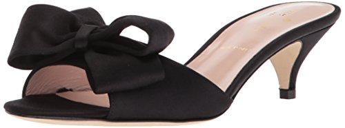 York Spade Women's Sandal Plaza M New Black Kate US Heeled BOqdwB