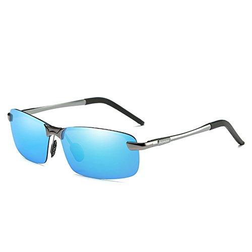 RS Men's Polarized Sunglasses Outdoor Driving Aviator Sun Glasses Sport - Sunglasses Wholesaler