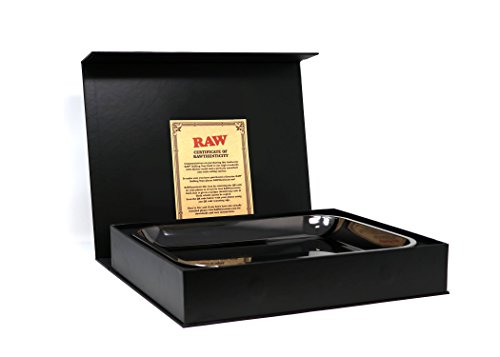 RAW Limited Edition Black Gold Tray (Small) by RAW (Image #2)