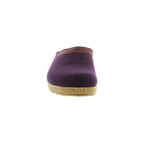Haflinger Grizzly Torben - Lavendel 90 (lila) Kvinna Tofflor