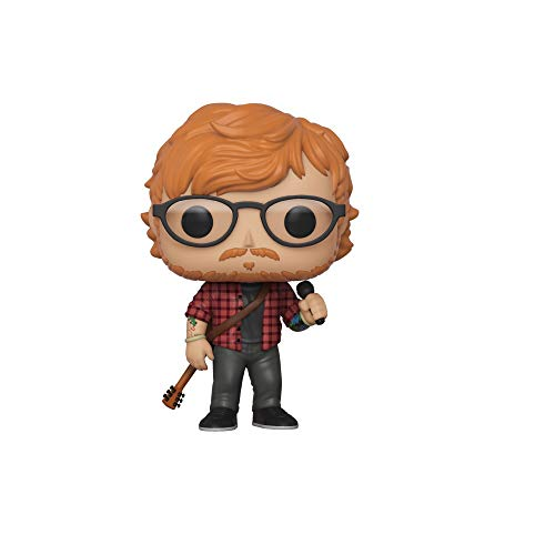 Funko POP! Rocks: Ed Sheeran