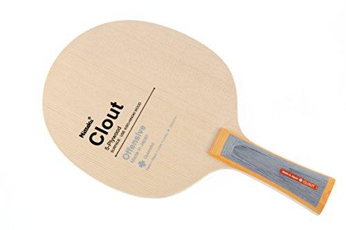 Nittaku Clout FL Table Tennis Racket by Nittaku