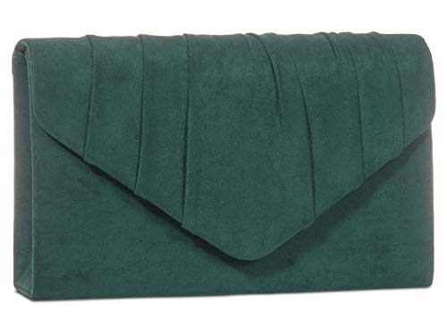 Party Purse Womens Plain London Wedding Women's Hand Ladies Bag Clutch Navy Bag Prom Suede Evening Craze pY6Oa