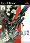 (PS2 Metal Gear Solid 2: Sons Of Liberty Germany)