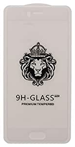 Tempered Glass Screen Protector For Huawei P10, White