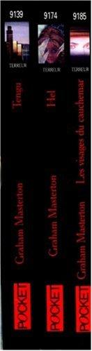 - Coffret 3 volumes : Tengu. Hel. Les visages du cauchemar