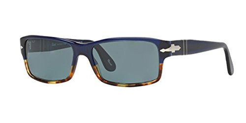 Persol Man Sunglasses, Tortoise Lenses Acetate Frame, ()