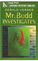 Mr. Budd Investigates (Linford Mystery Library) ePub fb2 ebook