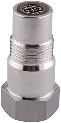 Ulofpc Nuevo conector de sonda Lambda para piezas de automóvil Adaptador de sonda Lambda para verificar la distancia del motor