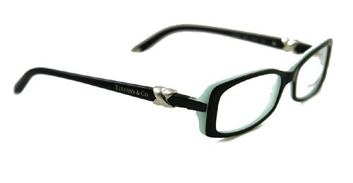 amazoncom tiffany co eyeglasses optical rx tf 2016 8055 black clothing