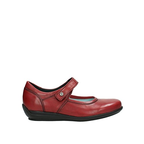 Sandals Wolky Leather Ka 20500 Red 8pwvvOZ1q