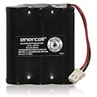 3.6V/600mAh Ni-Cd Cordless Phone Battery