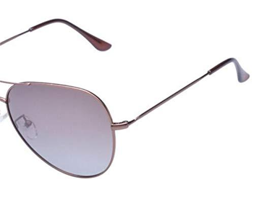 polarisées de extérieure légère polarisées lunettes soleil Light voyager de de UV400 Cool la mode soleil de conduite Huyizhi Brown Les lunettes conception qxOPw6U4Sp
