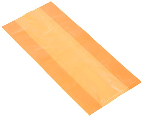 Orange Cellophane Bags, 30ct -