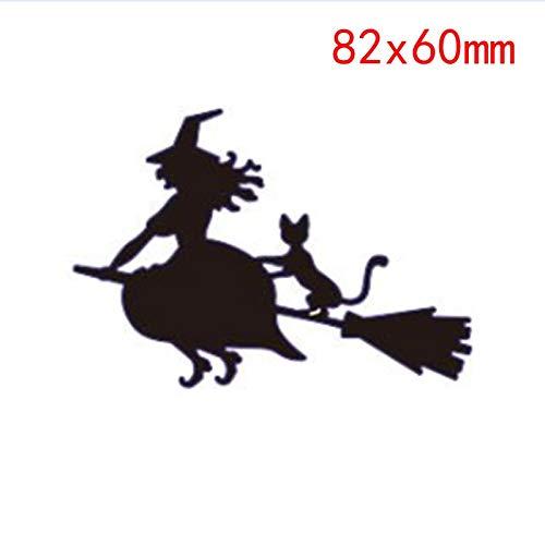 VT BigHome 20 Designs Halloween Metal Cutting Die
