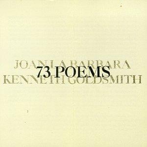 73 Poems By Kenneth Goldsmith Joan La Barbara Amazones