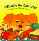 img - for What's for Lunch? (Mini Peek Book) book / textbook / text book