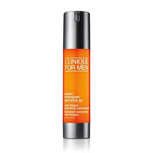 For Men Super Energizer Anti-Fatigue Hydrating Concentrate SPF 25, 1.7-oz.